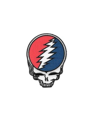 Classic Steal Your Face Patch