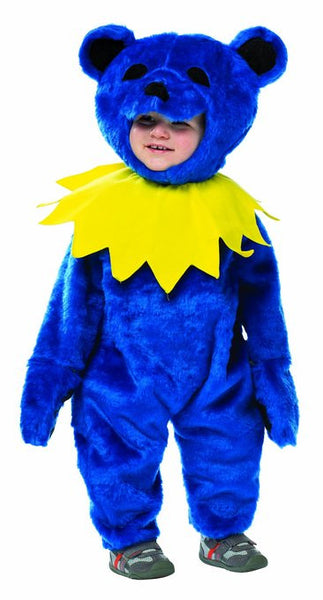 Toddler Blue Dancing Bear Costume