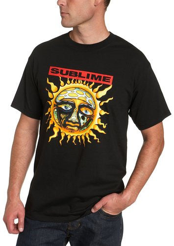 Sublime Sun Black T-shirt