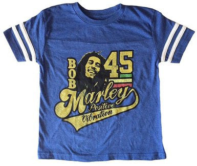 Bob Marley 45 Boys Toddler T-shirt