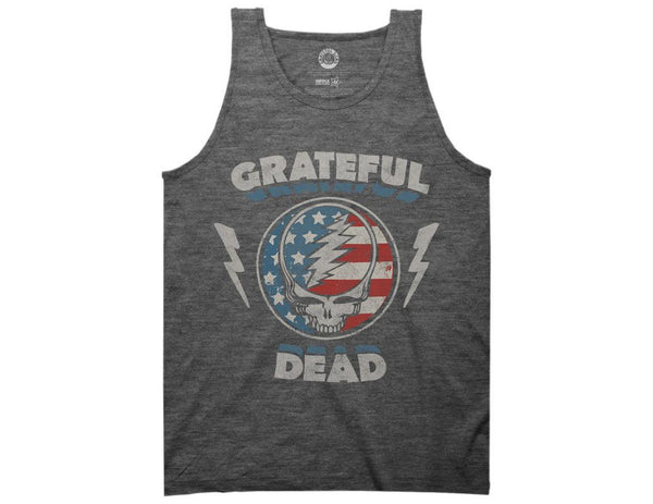 Mens Grateful Dead SYF Stars Tank Top