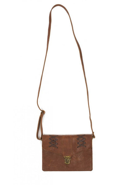 Leather Hip Belt Cross Body Bag