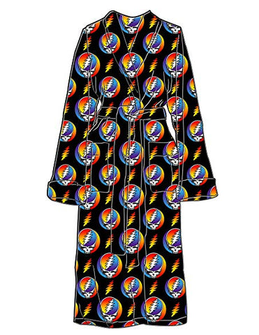 Grateful Dead Fleece Robes