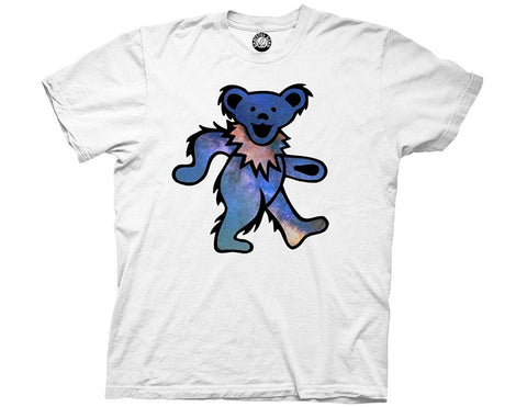 Mens Grateful Dead Space Bear T-shirt