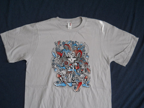 Grateful Dead Liquid Circus T-shirt