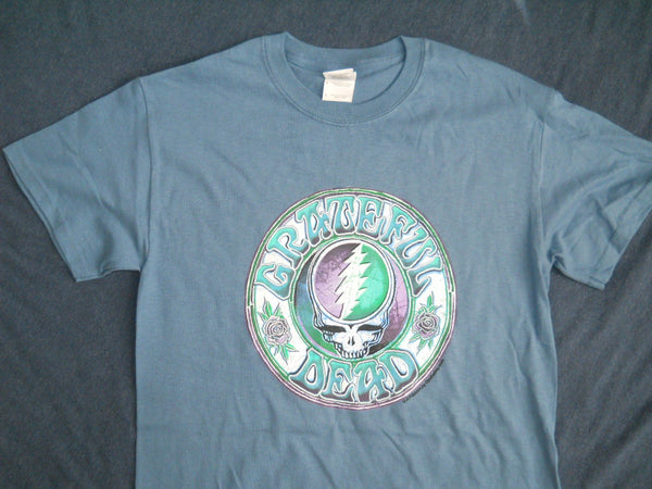 Grateful Dead Batik Steal Your Face T-shirt