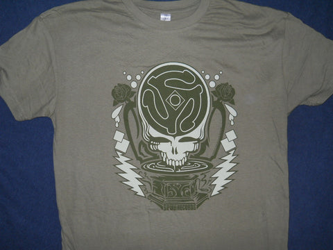 Grateful Dead Spun Dead T-shirt