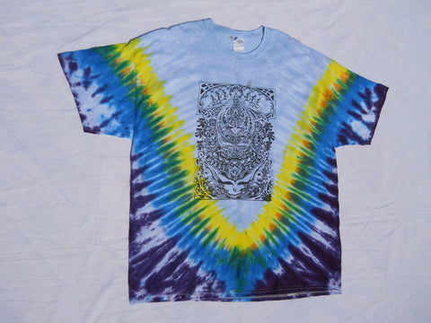 Grateful Dead Aiko Tie Dye T-shirt