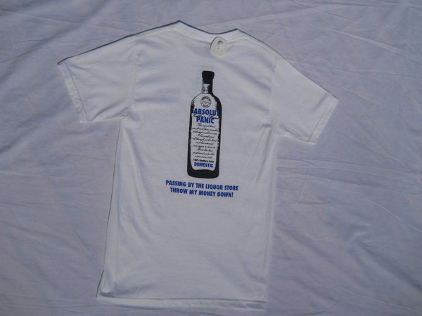 Mens Widespread Panic Absolut T-shirt