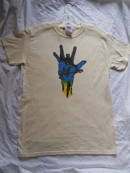 Jerry Garcia Band Jerry in Hand T-shirt