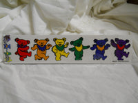 Grateful Dead Dancing Bear's Sticker