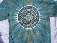Alchemical Mandala Tie Dye T-Shirt