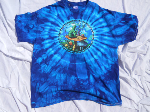 Alice & The Caterpillar Tie Dye T-Shirt