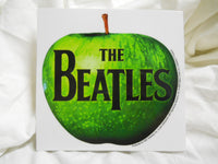 The beatles Apple Sticker