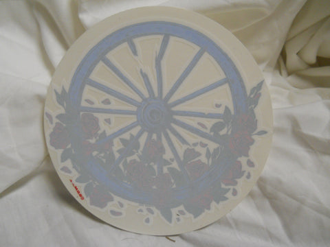 Grateful Dead The Wheel Window Sticker