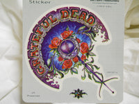 Grateful Dead Sceptor Sticker