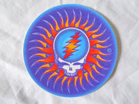Grateful Dead Small Spin SYF Sticker