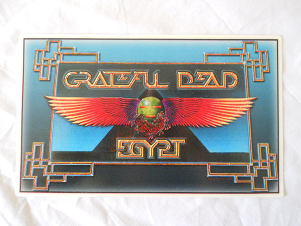 Grateful Dead Egypt Sticker