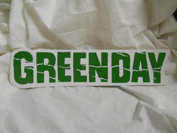 Greenday Sticker