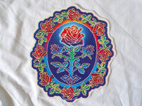 Rose Knot Sticker