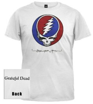 Grateful Dead Back Steal Your Front T-shirt
