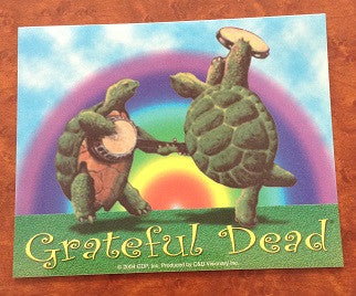 Terrapins Under the Rainbow Sticker