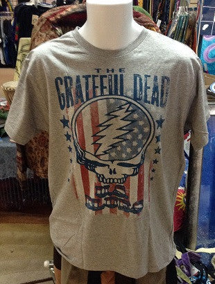 The Grateful Dead US Blues T- Shirt