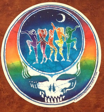 Steal Your Face Dancers Sticker