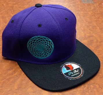 Crop Circle Snap Back Hat