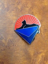 Cats Under the Stars Hat Pin