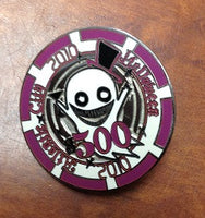 Phish Halloween Show Hat Pin
