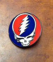 Classic Steal Your Face Hat Pin