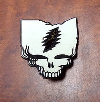Grateful Dead Steal Your Ohio Hat Pin