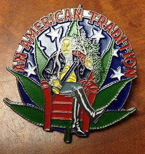 An American Tradition Hat Pin