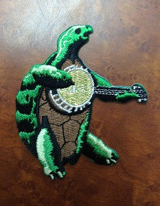 Banjo Terrapin Patch