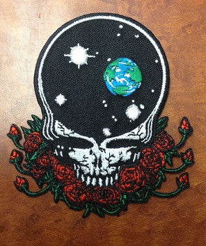 Space Your Face Patch