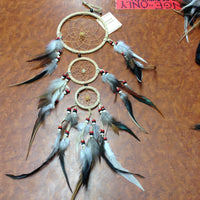 Triple Circle Dream Catcher