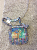 Tree of the Seasons Tribal Print Purse