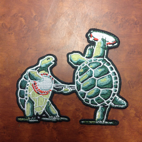 Grateful Dead Terrapins Iron-On Patch