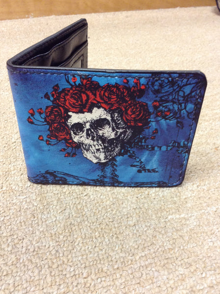 Grateful Dead Bertha Bi-Fold Wallet