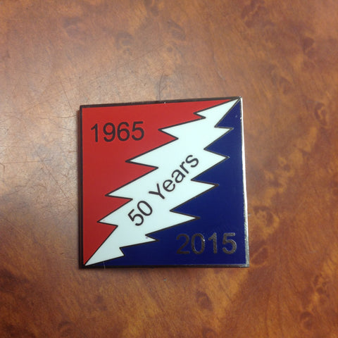 50 Years of Dead Bolt Hat Pin