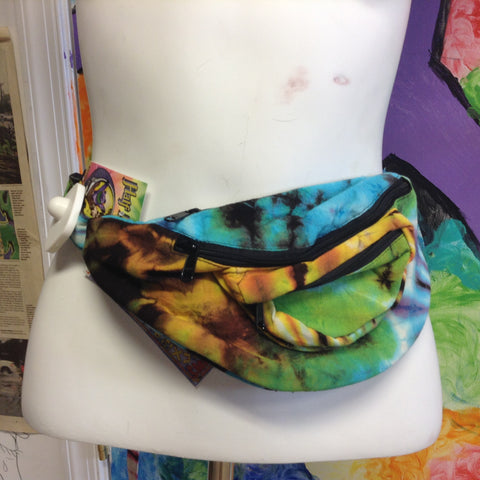 Hiprider Tie Dye Fanny Pack
