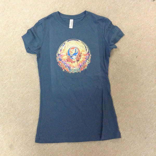 Grateful Dead Womens 50th Anniversary T-shirt