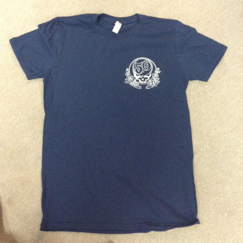 Grateful Dead 50th Anniversary Pocket T-shirt