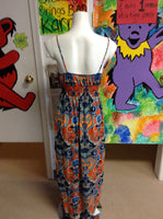 Tangerine Dream Maxi Dress