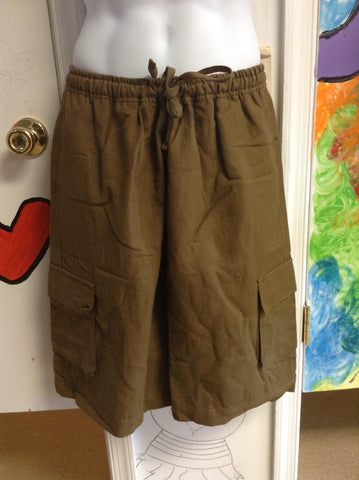 Men's Cotton and Hemp Shorts