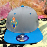 Steal Your Face Scarab Snap Back Hat