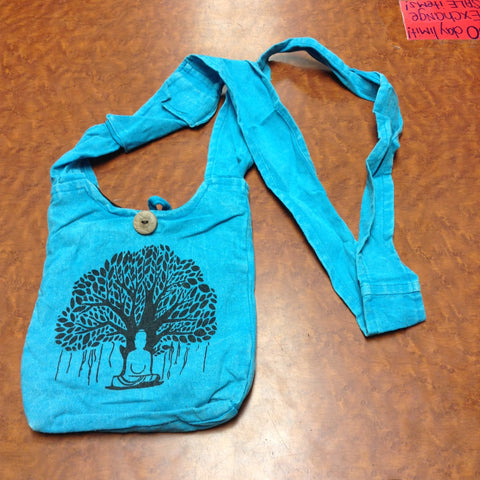 Small Tree Crossover Bag