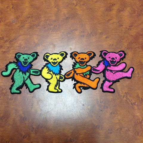Four Dancing Bears Line Patch