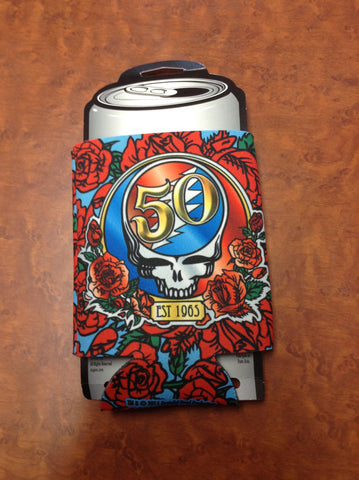 Grateful Dead 50th Can Koozie